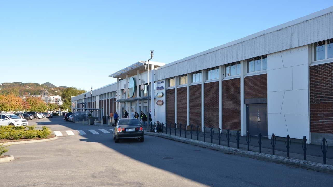 Maxi kjøpesenter