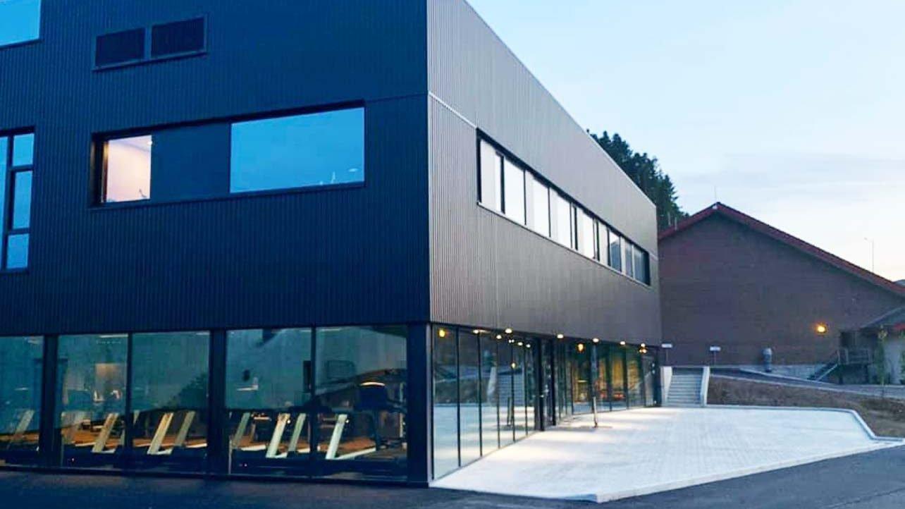 Bjerkheimshallen Kraftverket treningssenter