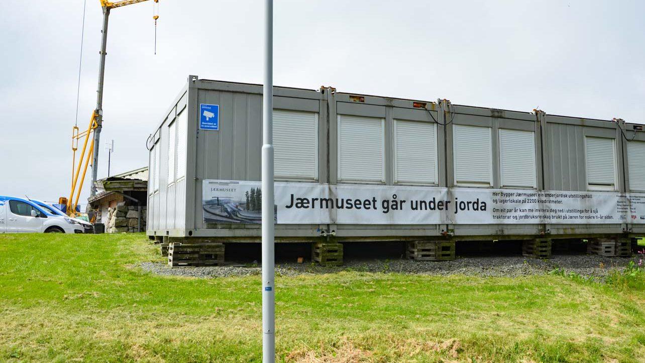 Vitengarden Jærgården